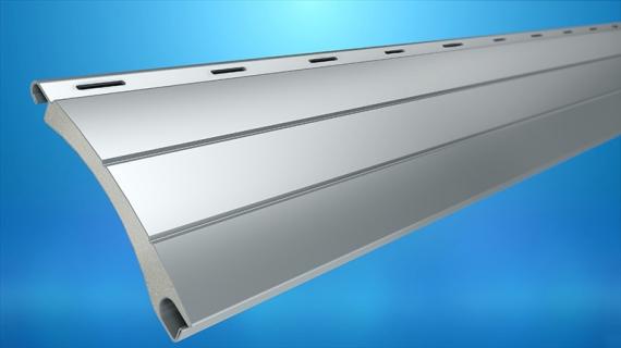 Profil aluminiowy PA-45 perforowany